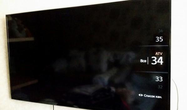 Мужчина украл у отчима телевизор.