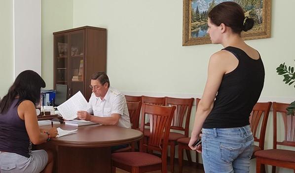 Горожанку приговорили к трем годам лишения свободы условно.