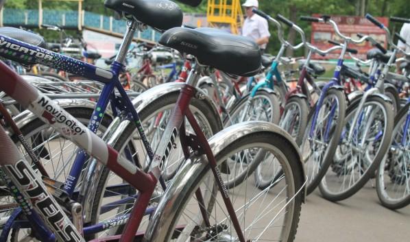 Воронежцы воровали велосипеды.