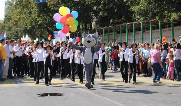 На День города горожан ждет новая программа празднования.