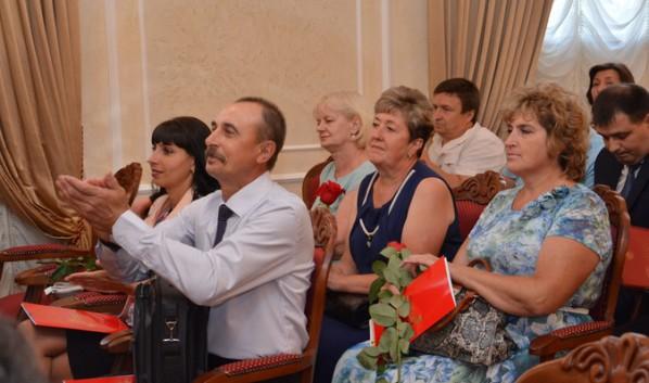 Торжественная церемония.