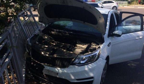 ВВоронеже столкнулись «Форд» и«Киа»— погибли женщина и ее трёхмесячный ребёнок