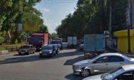 Улица Волгоградская в Воронеже.