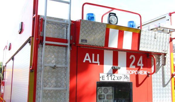 На месте ЧП работали 4 сразу 4 пожарных отделения.