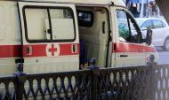 Одному из водителей потребовалась помощь медиков.