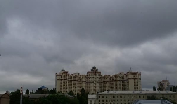 На протяжении нескольких дней будут идти дожди.