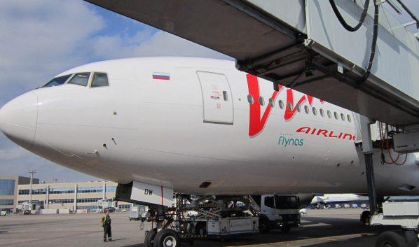Самолет «ВИМ-Авиа».