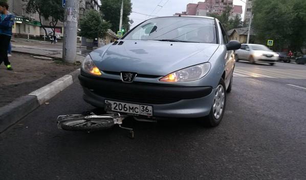 ДТП на Ленинском проспекте.