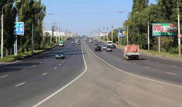 В Воронеже ремонт дорог завершен на 96 процентов.