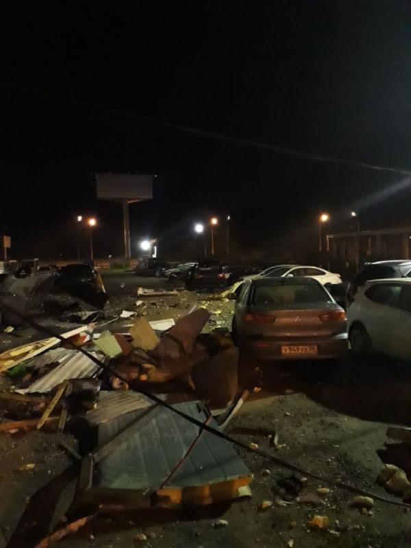 В аварии погиб один человек и двое пострадали.