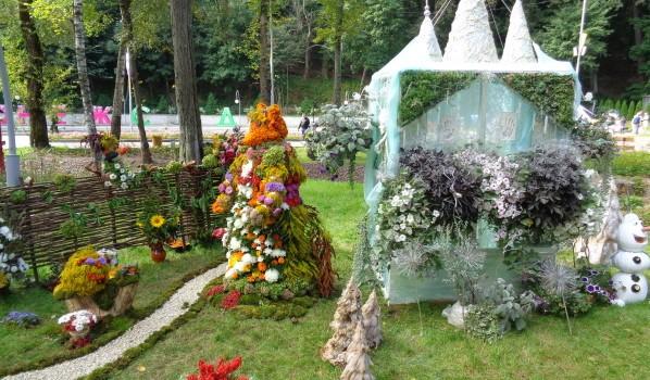 Открылся VII Международный фестиваль садов и цветов «Город-Сад».