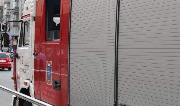 Пожарные оперативно справились с возгоранием.