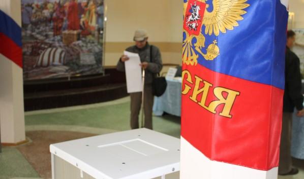 Избирательные участки закрылись.
