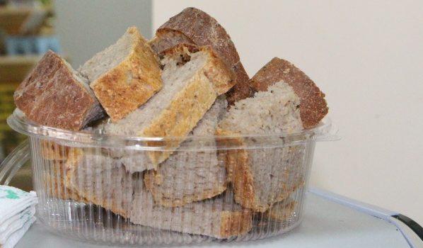 Хлеб оценили специалисты.