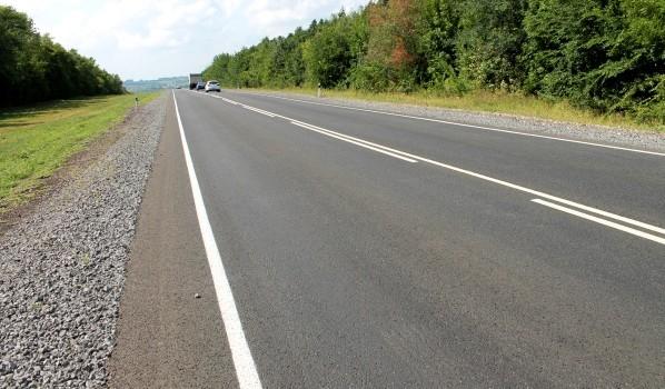 ВВоронежской области дорожники отремонтировали 29км автодороги Курск