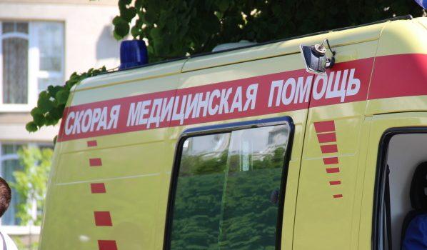 Ребенку оказали помощь в больнице.
