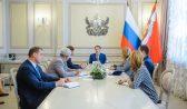 Обсудили развитие туризма в регионе.