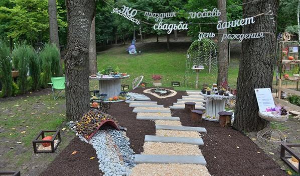 На фестиваля «Город-Сад» - 2017 в Воронеже.