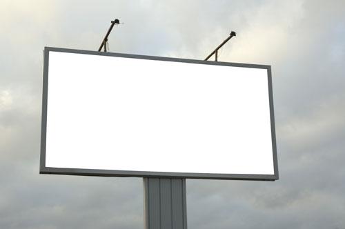 Незаконные билборды снесут.