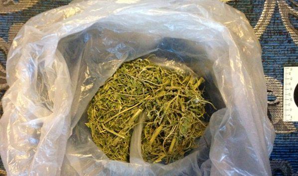 Воронежец хранил у себя марихуану.