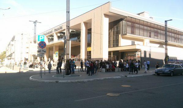 ВВоронеже из-за сообщений обомбах эвакуируют торговые центры