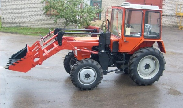 Трактор «Т-25».