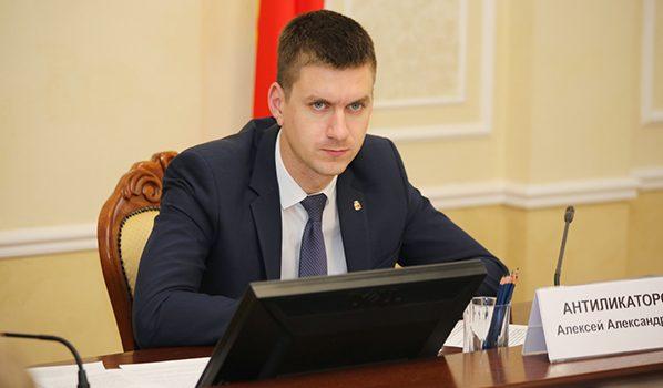 Алексей Антиликаторов.