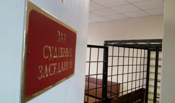 Уроженец Украины, зарубивший тесаком вВоронеже 2-х человек, получил пожизненный срок