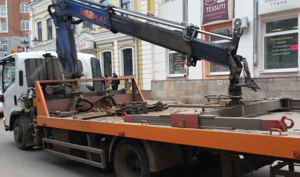 Воронежцы смогут отыскать свои эвакуированные машины на интернет-ресурсах штрафстоянок