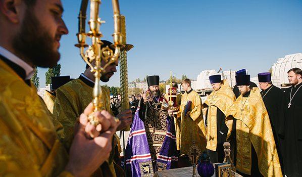 Духовно-просветительского центр появится в микрорайоне Эсауловка Россоши.