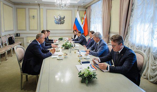 Вмодернизацию водоснабжения Воронежа вложат 2,4 млрд руб