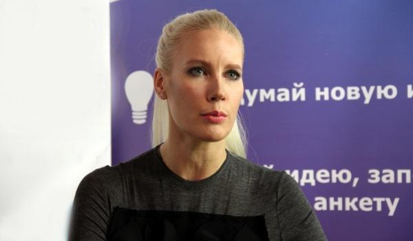 Елена Летучая в Воронеже.