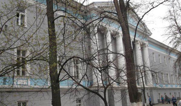 Городская клиническая больница №2 им. К.В. Федяевского.