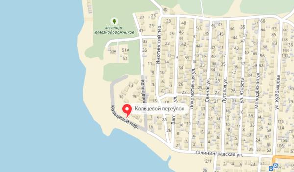 Самая кривая улица Воронежа.