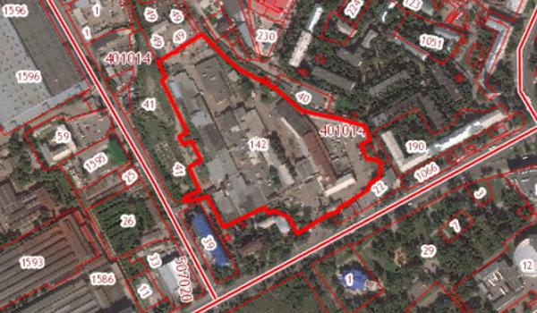 Власти готовят под жилую застройку территорию мясокомбината «Воронежский» наВорошилова