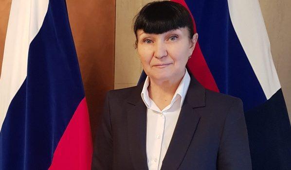 Вера Попова.
