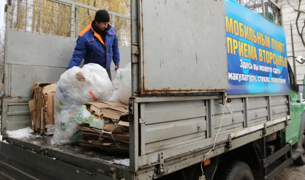 Весной начнет работу мусоросортировочный завод.