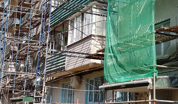 ВВоронеже строительная компания сорвала сроки капремонта жилых домов