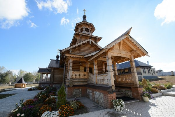 Самым красивым селом Воронежской области в этом году  стала Алфёровка