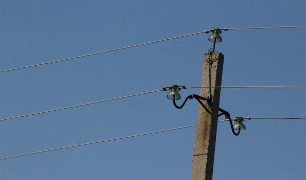 В трех воронежских поселках отключили свет.