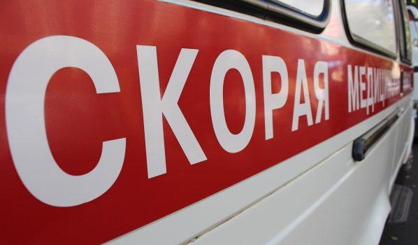 Пострадавшая скончалась после аварии в больнице.