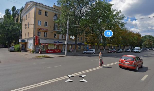 Пожар произошел в доме на улице Плехановской.
