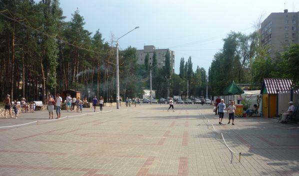 Парк «Танаис».