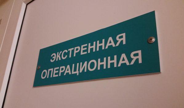 Воронежец был вынужден обратиться за медпомощью.