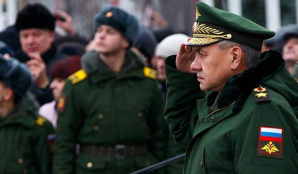 Сергей Шойгу.