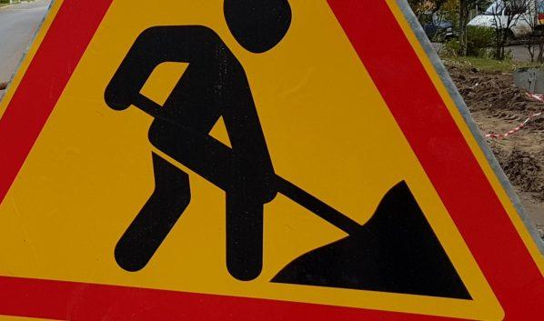 Дороги будут ремонтировать литым асфальтобетоном.