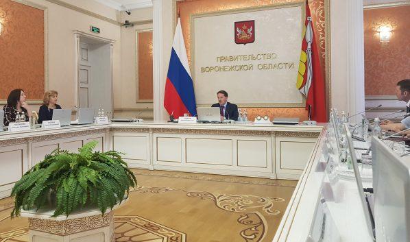 Алексей Гордеев рассказал, какие проблемы остались в Воронежской области.