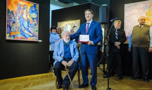 Олег Савостюк и Алексей Гордеев.