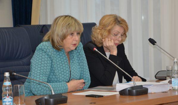 Городская Дума приняла бюджет Екатеринбурга на следующий 2018-й впервом чтении