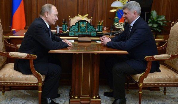 Президент назначил новым руководителем региона мэра Александра Гусева.